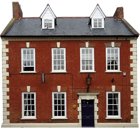 The Georgian House Watchet: Bed and Breakfast